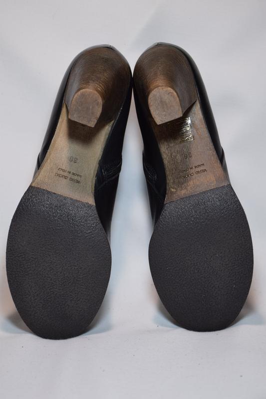 Ботинки ботильоны gidigio женские кожаные. италия. оригинал. 3... - Фото 6
