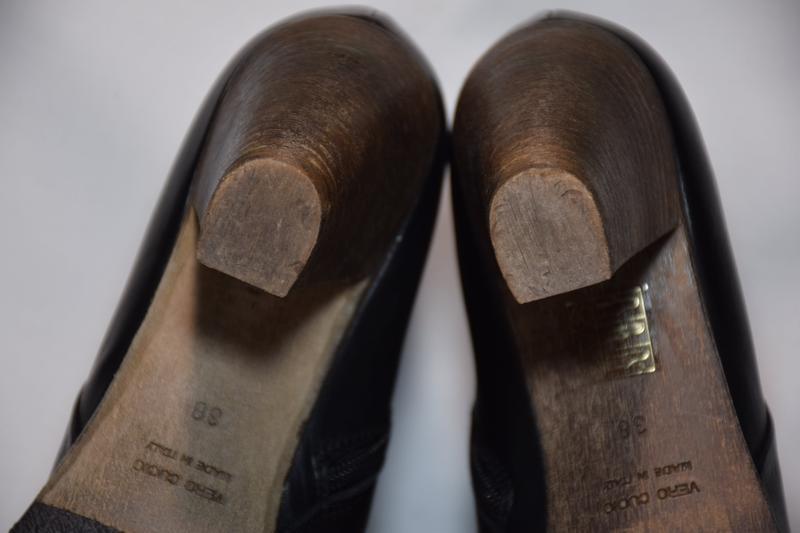 Ботинки ботильоны gidigio женские кожаные. италия. оригинал. 3... - Фото 7