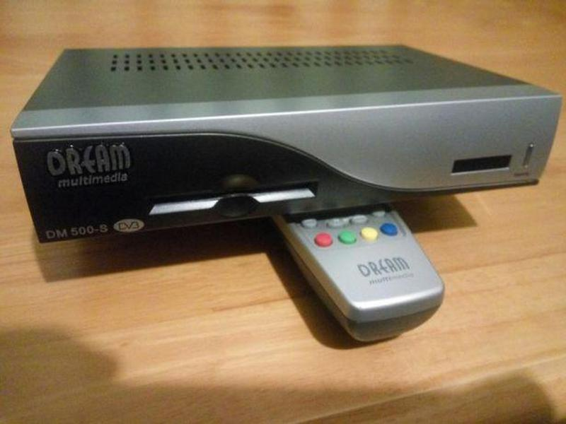 Dreambox dm500-s
