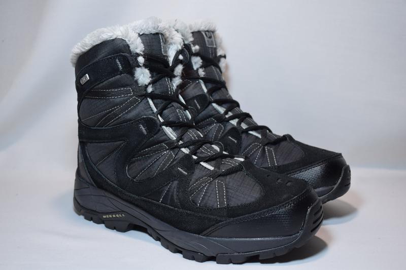 Термоботинки merrell winter primaloft insulation ботинки женск... - Фото 2