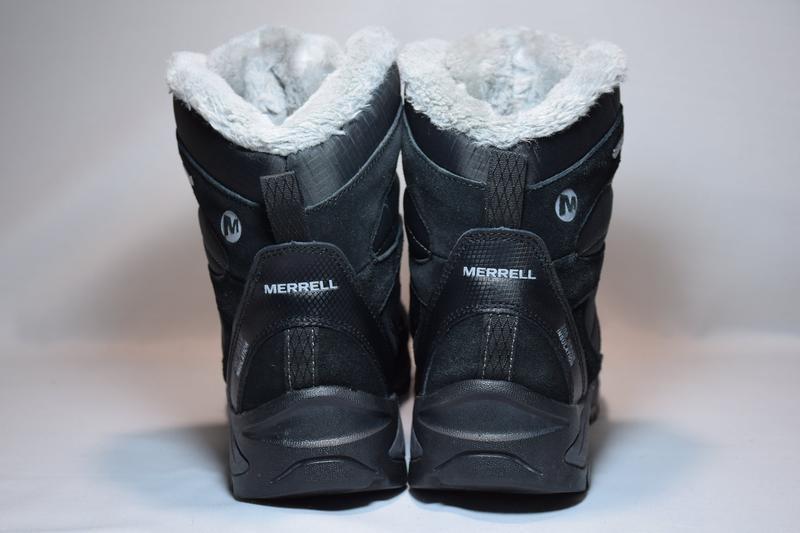 Термоботинки merrell winter primaloft insulation ботинки женск... - Фото 4