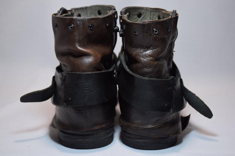 Ботинки a.s. 98 airstep ботильоны сапоги женские кожаные итали... - Фото 4