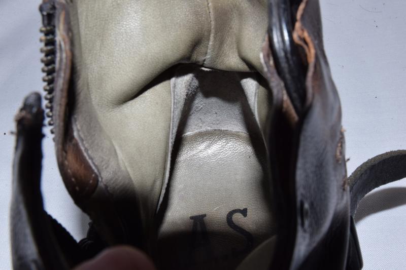 Ботинки a.s. 98 airstep ботильоны сапоги женские кожаные итали... - Фото 5