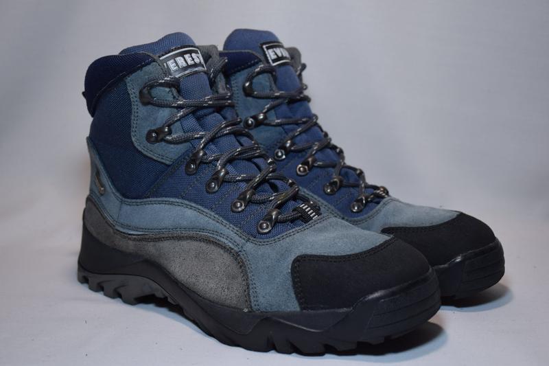 Ботинки everest drytex waterproof leather зимние мужские. ориг... - Фото 2