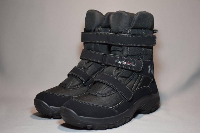 Термоботинки sk 5 dei tex ботинки сапоги зимние мужские. ориги... - Фото 2