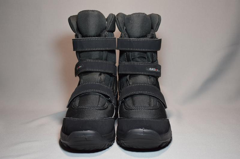 Термоботинки sk 5 dei tex ботинки сапоги зимние мужские. ориги... - Фото 3