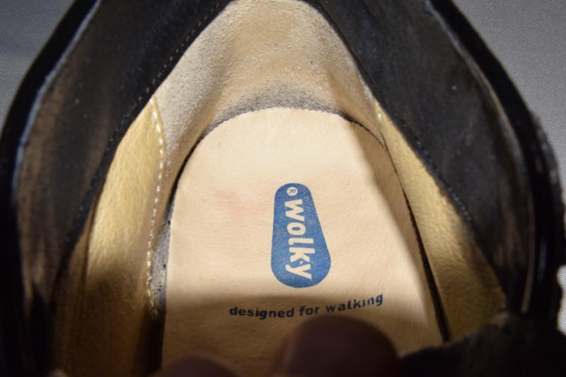 Ботинки ботильоны wolky dusky женские кожаные. португалия. ори... - Фото 5