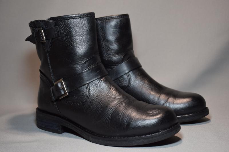 Ботинки geox respira ботильоны зимние женские. оригинал. 39 р.... - Фото 2