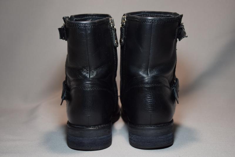 Ботинки geox respira ботильоны зимние женские. оригинал. 39 р.... - Фото 4
