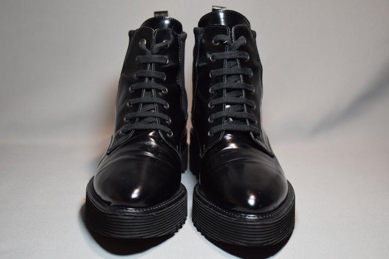 Ботинки ботильоны laura bellariva женские кожаные. италия. ори... - Фото 3