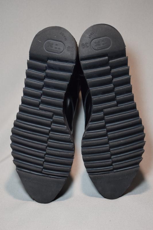 Ботинки ботильоны laura bellariva женские кожаные. италия. ори... - Фото 6