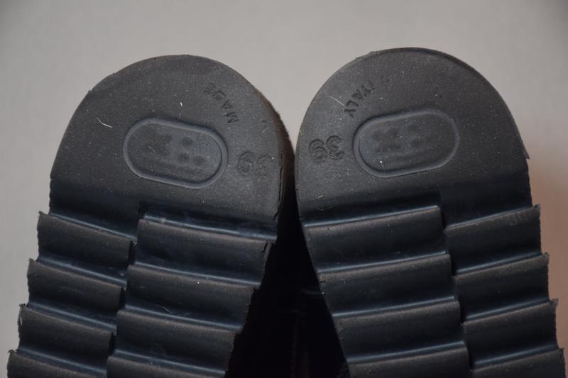 Ботинки ботильоны laura bellariva женские кожаные. италия. ори... - Фото 7