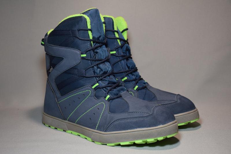 Термоботинки techtex ботинки сапоги зимние мужские. германия. ... - Фото 2