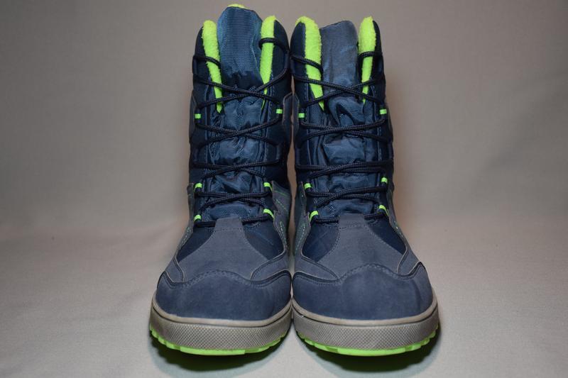 Термоботинки techtex ботинки сапоги зимние мужские. германия. ... - Фото 3