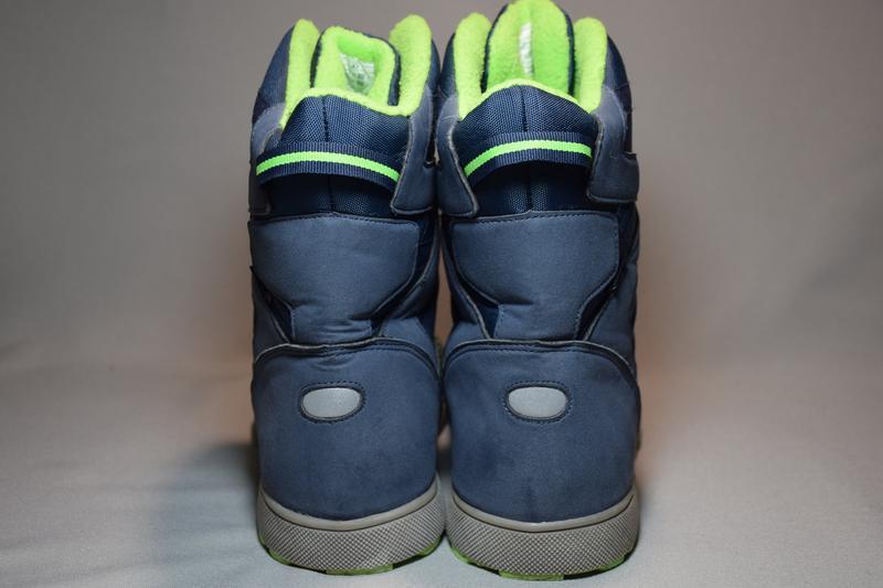 Термоботинки techtex ботинки сапоги зимние мужские. германия. ... - Фото 4
