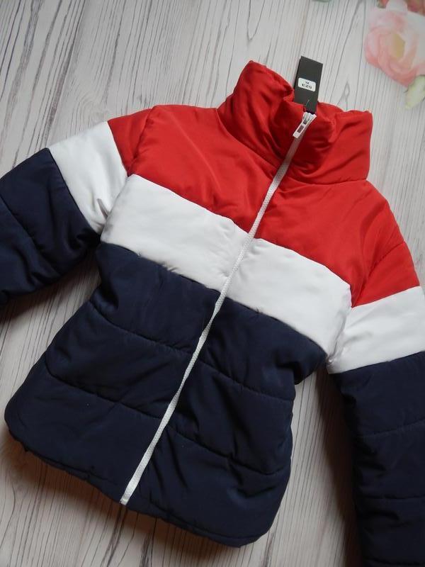 🌿обалденная теплая женская куртка. размер xl🌿 - Фото 2