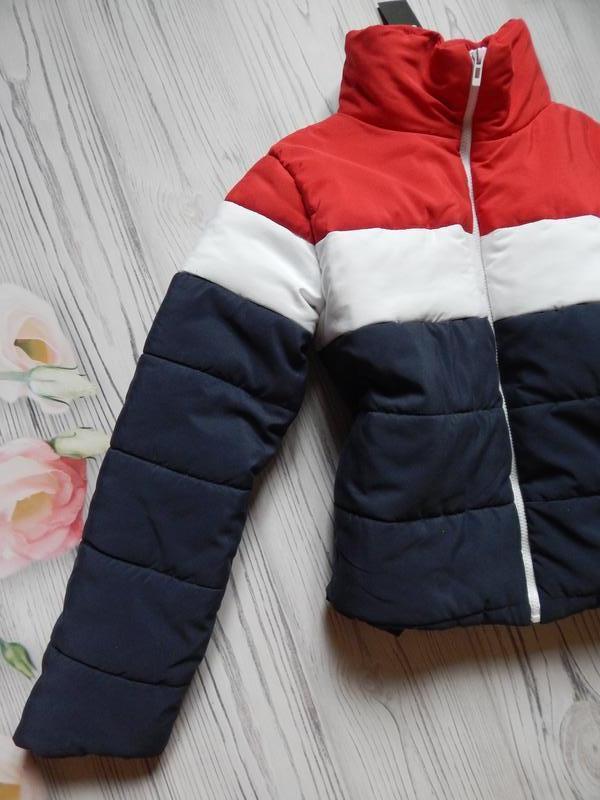 🌿обалденная теплая женская куртка. размер xl🌿 - Фото 3