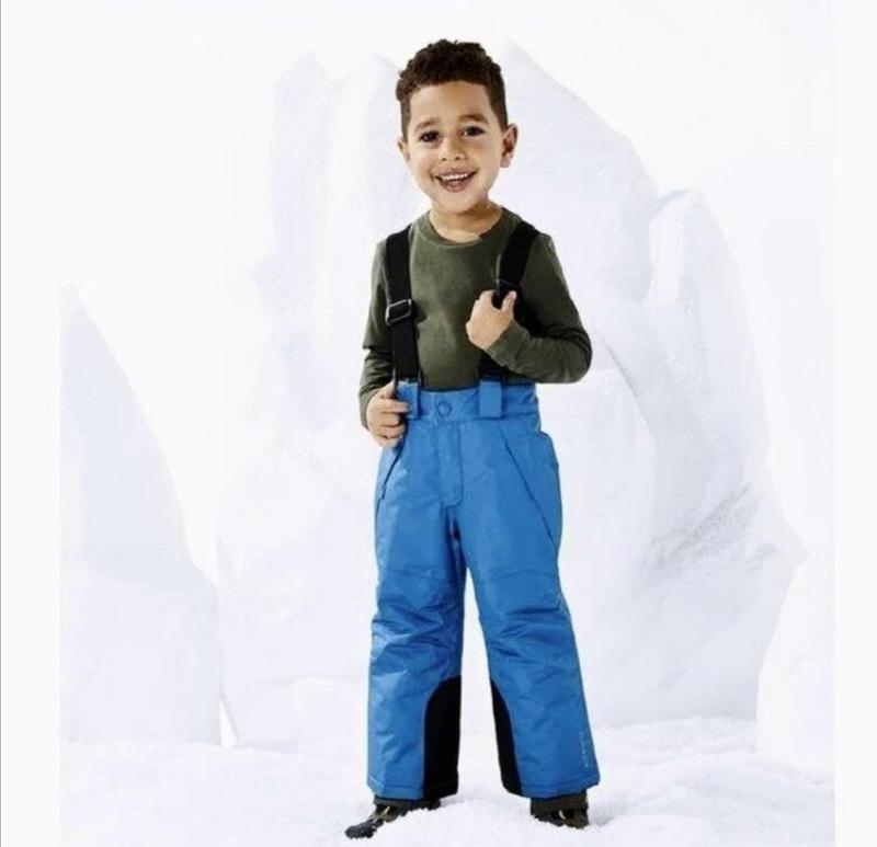 Термо штаны lupilu для мальчика