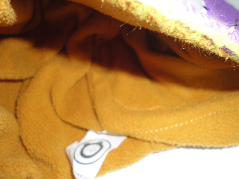 Демисезонная шапка шевелится хвостик! 6 лет (об.44-48) - Фото 2