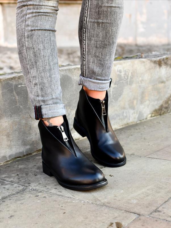 Ботинки деми - Фото 3
