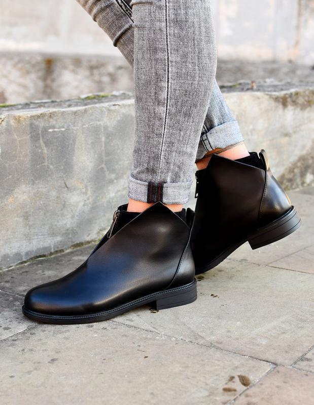 Ботинки деми - Фото 4