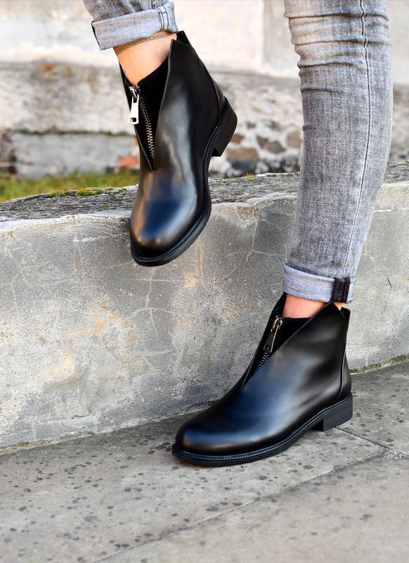 Ботинки деми - Фото 5
