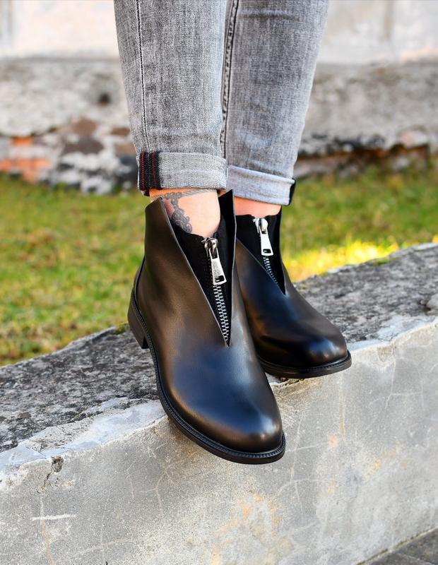 Ботинки деми - Фото 6