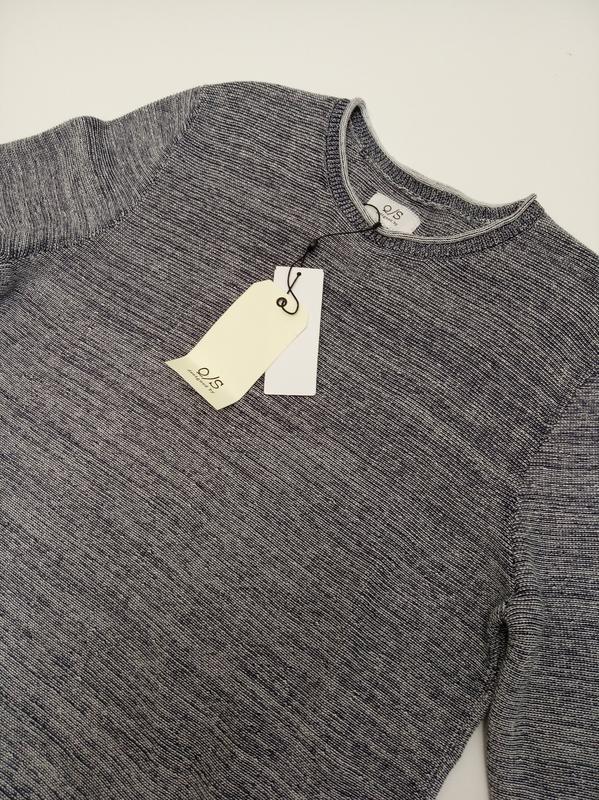 Мужской пуловер из хлопка s.oliver - Фото 5