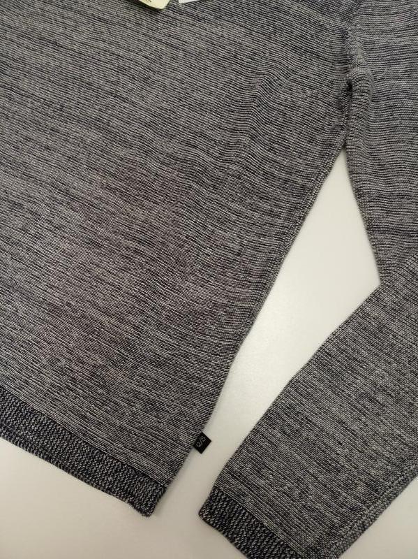 Мужской пуловер из хлопка s.oliver - Фото 6
