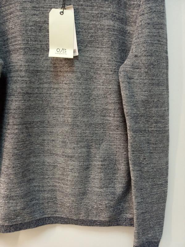 Мужской пуловер из хлопка s.oliver - Фото 8