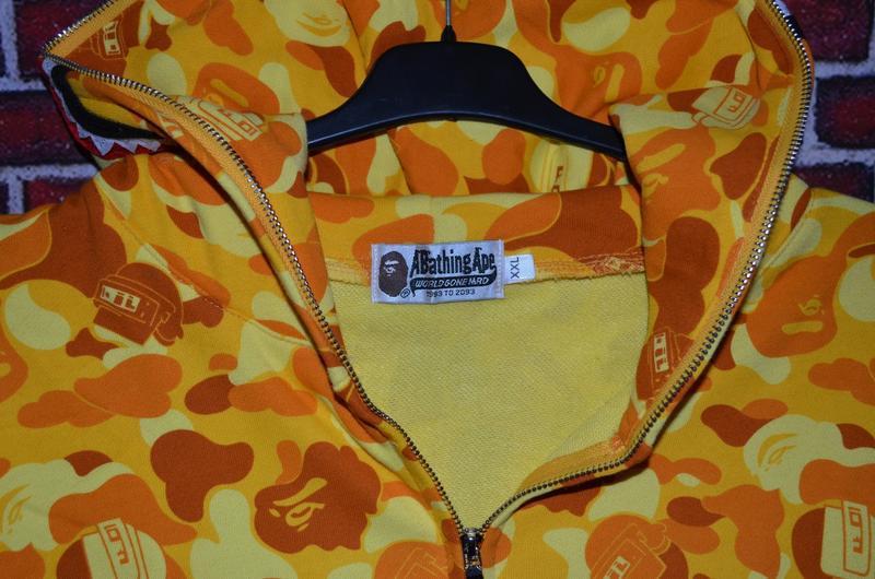 Толстовка худи bape x pubg camo - 1200 ₴, купить на IZI (2342370)