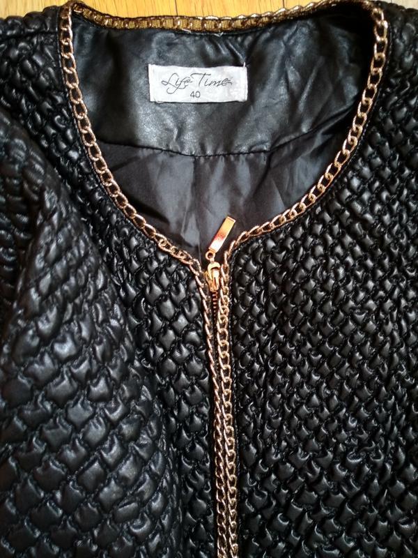 Куртка life time - Фото 2