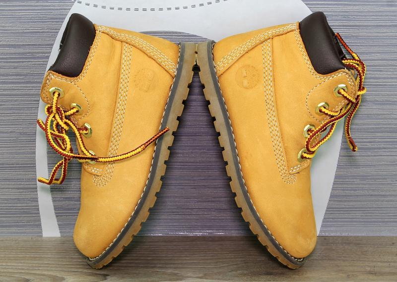 Ботинки timberland - Фото 3