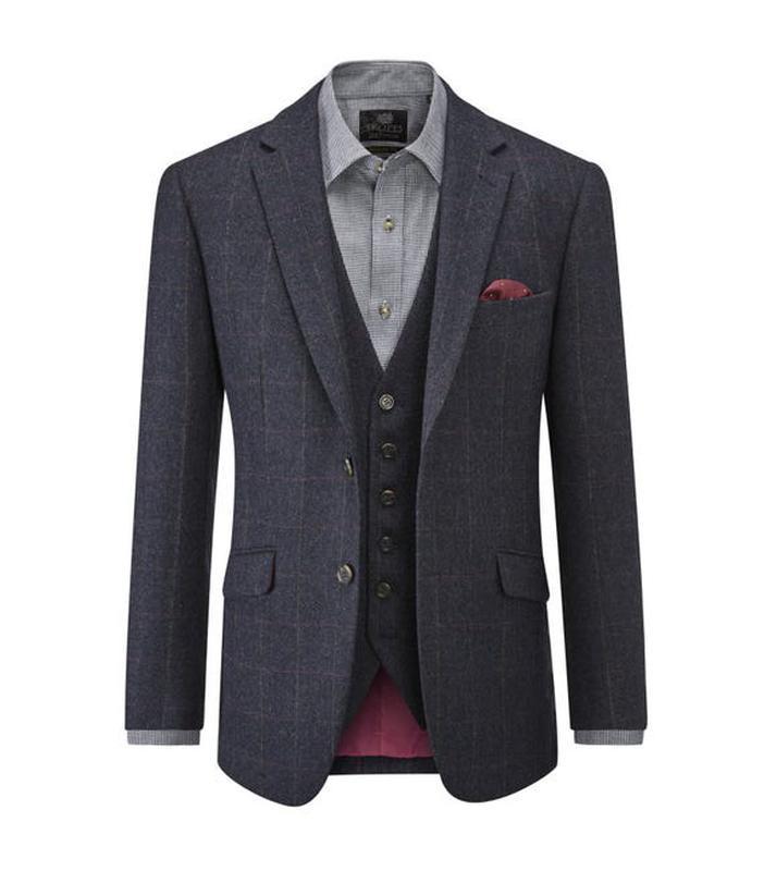 Пиджак супер батал 50% шерсть skopes swilken jacket