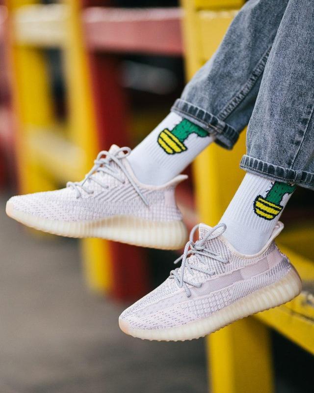 Шикарные женские кроссовки adidas x yeezy boost 350 v2 😍 (весн...