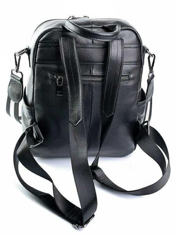 Женский кожаный рюкзак из натуральной кожи жіночий шкіряний су... - Фото 2