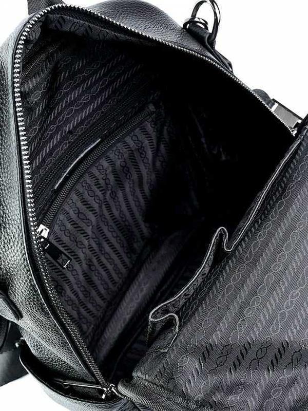 Женский кожаный рюкзак из натуральной кожи жіночий шкіряний су... - Фото 3