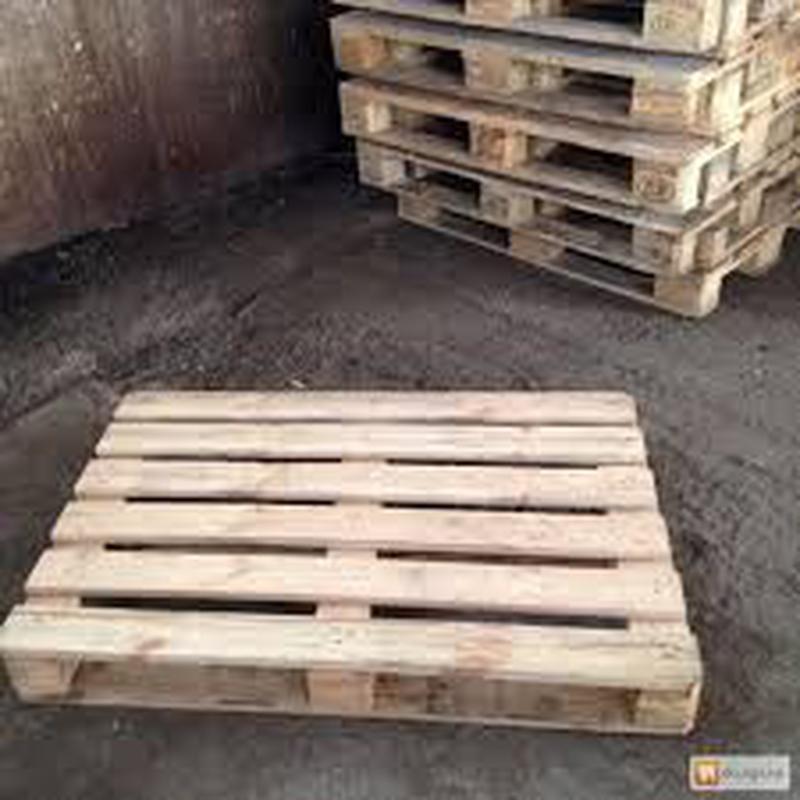 Деревянные поддоны, стройматериалы