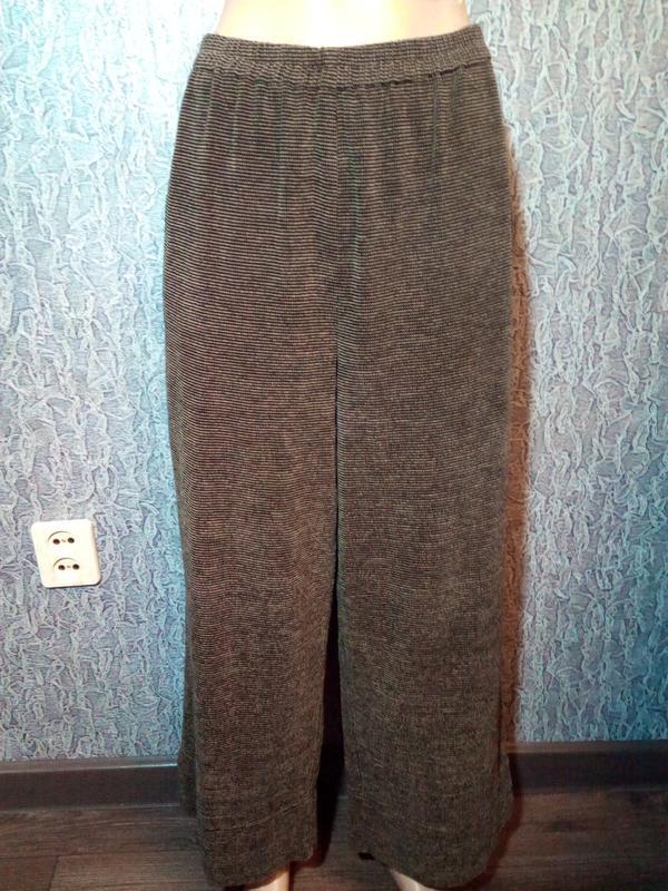 Женские брюки штаны на резинке. германия. - Фото 2