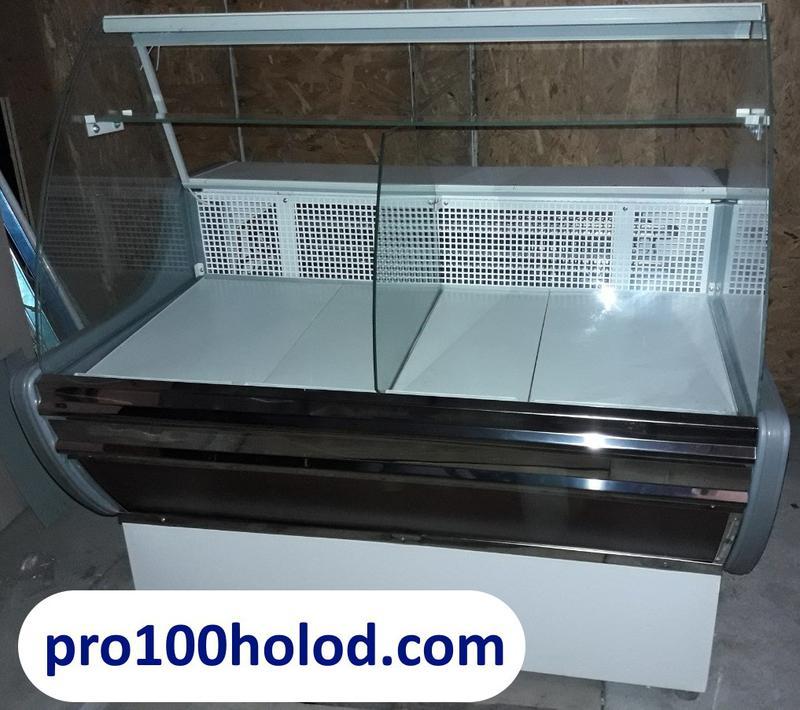 Витрина морозильная/холодильная (-3*С+6*С)