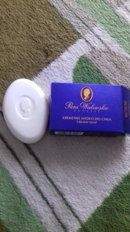 Крем мыло парфюмированное pani walewska польша оригинал - Фото 2