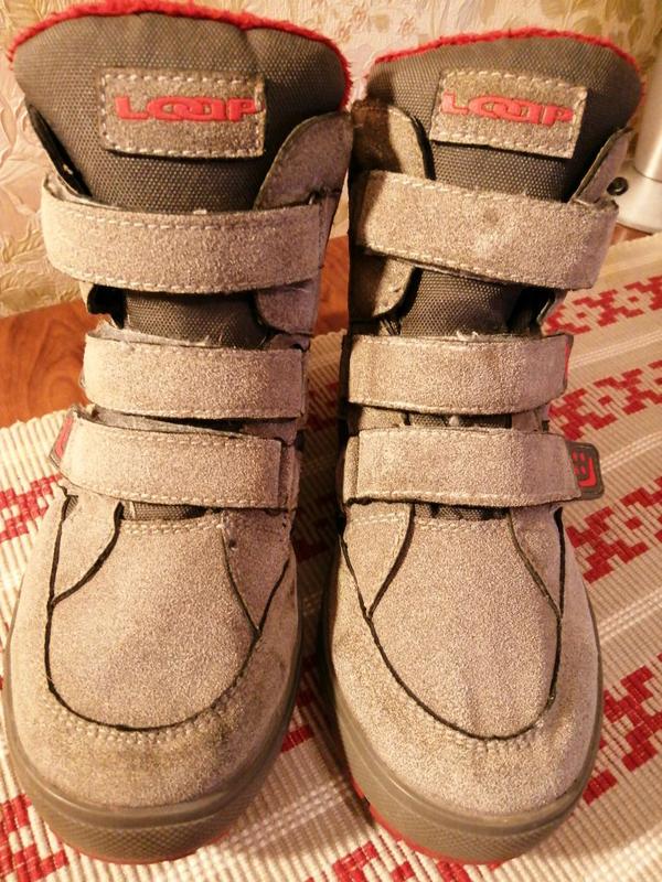 Ботинки LOAP  р- 33