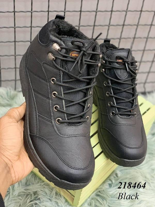 Крутые мужские ботинки. зима!