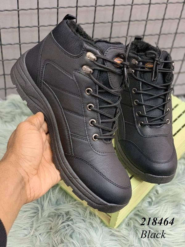 Крутые мужские ботинки. зима! - Фото 2