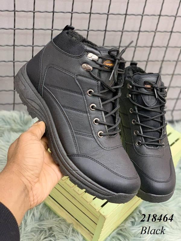 Крутые мужские ботинки. зима! - Фото 3