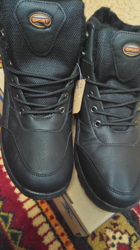 Крутые мужские ботинки. зима! - Фото 4