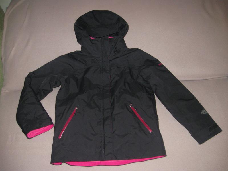 Куртка columbia titanium omnitech 3в1 р. 10-12лет