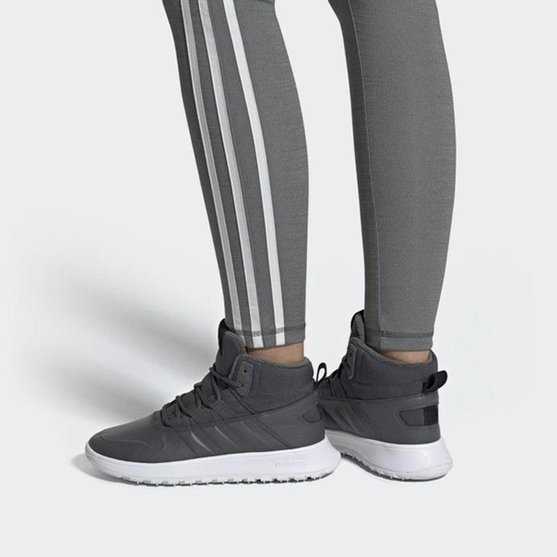 Женские ботинки adidas fusion storm wtr ee9714 - Фото 4