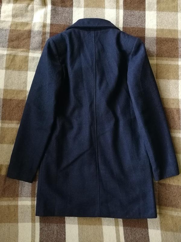Пальто бушлат двубортное missguided - Фото 5