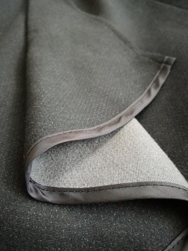 Юбка дорогого американского бренда minuet, бленд с вискозой - Фото 5